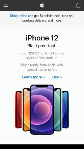 Apple preview