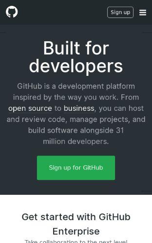 Github preview
