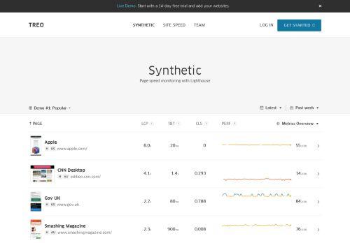 1.1 Pages (Desktop) preview