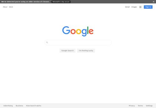 Google Search Desktop preview
