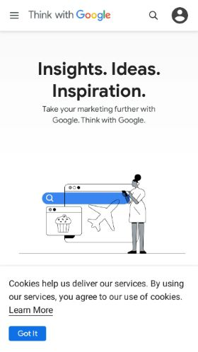 Think With Google preview